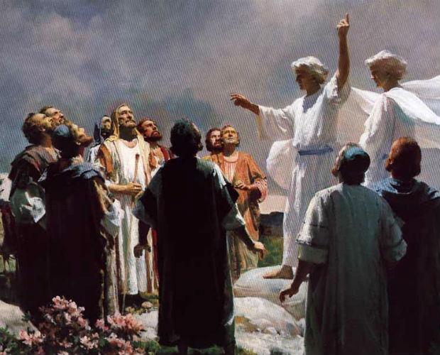 Jesus Ascension - LG